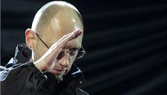 Ukrajina má novou vládu. V jejím čele stanul Jaceňuk