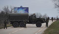 Na ruské základně v Sevastopolu přistály helikoptéry, hlásí Krym