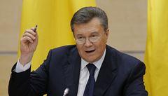 Janukovyč: Rozkaz střílet do lidí jsem nevydal. Za oběti mohou fašisté a Západ