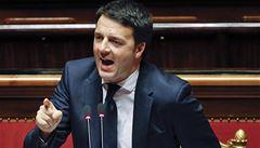 Vláda italského premiéra Renziho dostala důvěru parlamentu