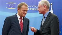 The 'new' Poland was born in 2007, when PM Donald Tusk (left) replaced the controversial Kaczynski government
