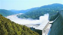 ČEZ has few opportunities to build large hydroelectric plants, such as its Orlík power station, on its home turf