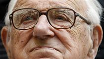 Sir Nicholas Winton (now 101 years old) was awarded the Order of Tomáš Garrigue Masaryk, Fourth Class, by the Czech President in 1998 | na serveru Lidovky.cz | aktuální zprávy