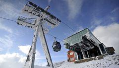 O novou lanovku na Sněžku je zájem, za týden vyvezla tisíce lidí