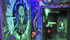 Laserové hry zažívají v Česku boom. V Ostravě vznikly tři arény