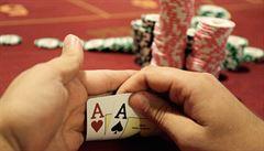 Loterijní zákon se týká i turnajů v pokeru. Hraje v něm roli náhoda