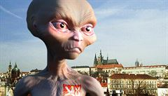 Of all the popular conspiracies, Czechs are most interested in the ones concerning space aliens at Area 51