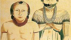 Základy geometrie jsou zřejmě univerzální, znají je i amazonští Indiáni