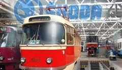 Pražský DP si ponechá opravny tramvají, Škoda Transportation ostrouhala
