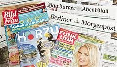 Svoboda tisku? Česká média jsou na tom lépe než v USA i Rakousku