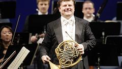 Radek Baborák: Posluchač se musí vznášet a hudba mluvit