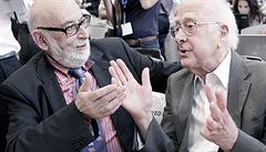 Nobelova cena za fyziku: A co kdyby Higgsův boson vůbec neexistoval?