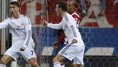 Ronaldo zachránil Realu v derby bod, Barcelona porazila Almerii