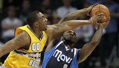 Denver v NBA udolal Dallas, Veselý se do hry nedostal