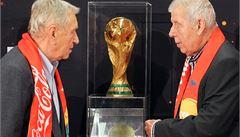 Masopust: Zlatý míč si zaslouží Messi, Ronaldo i Neuer