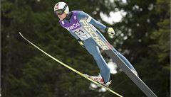 Sdruženáři neudrželi druhé místo po skoku, sprint ovládli Norové