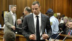 TIME OUT LN: Pět let pro Pistoriuse. Trestat by mohli i diváci