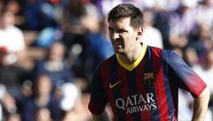 Barcelona nečekaně padla ve Valladolidu a na Real ztrácí už čtyři body