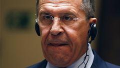 Ruská armáda se od hranic s Ukrajinou stáhne, slíbil Lavrov