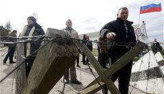 Krym plně ovládly ruské televize, ukrajinské jsou vypnuté