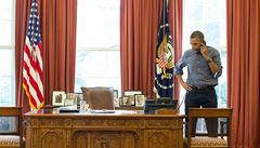 Linka Obama-Putin: Stáhněte své ozbrojence z východu Ukrajiny
