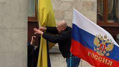Radikálové chystají na hranicích provokace, varovala ukrajinská stráž