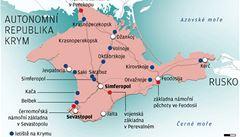 Krym patří Ukrajině už 60 let. Co bylo před tím?