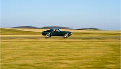 Česko brázdí přes 600 'Mustangů'. Těch klasických jen stovka