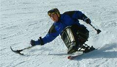 Snil o účasti na olympiádě, při tréninku ale spadl ze saní a ochrnul