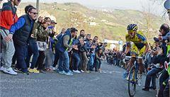 Contador předvedl na Tirreně drtivý finiš, Kreuziger je celkově třetí