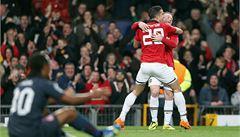 Liga mistrů: Van Persie poslal United do čtvrtfinále, slaví i Dortmund