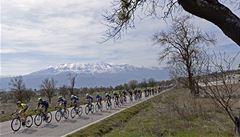 Karambol před cílem a snadný triumf pro Cavendishe. Kreuziger je třetí