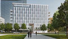 Na Pankráci vyrostou kanceláře od slavného amerického architekta