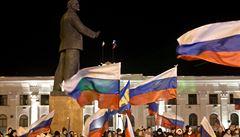 Krym sečetl hlasy: k Rusku se chce připojit 96,8 % voličů