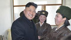 Voliči Kima nezklamali. Vůdce KLDR získal sto procent hlasů