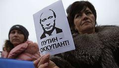 Rusové v Česku o Krymu: Referendum je jen formalita, Kreml si čísla pohlídá