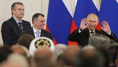 Křiklavé porušení práva, odsoudil Západ anexi Krymu
