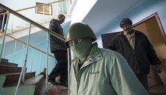Šéf ukrajinské flotily je v rukách GRU, ruští agenti ho vyslýchají