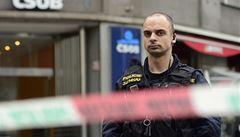 Lupič nechal v bance na Václavském náměstí kufr. Byla v něm trhavina