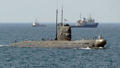 Rusové obsadili jedinou ponorku Ukrajiny i leteckou základnu Belbek