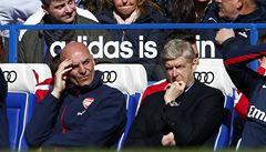 Trenér Arsenalu Wenger: Za výsledek beru veškerou zodpovědnost