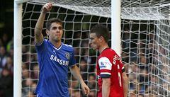 Suverénní vítězství. Chelsea na svém hřišti rozstřílela Arsenal 6:0