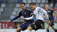 Plzeň ve druhé půli otočila zápas v Olomouci a stáhla náskok Sparty