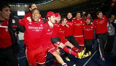 Suverénní Bayern. Jeho dominance však ničí bundesligu