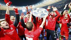 Německu vládne Bayern Mnichov! Titul získal už sedm kol před koncem