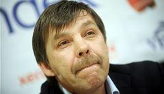 Očekávaná volba. Ruské hokejisty bude trénovat Olegs Znaroks