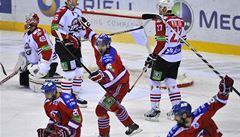 Lev potřetí zdolal Doněck a je jediný krok od semifinále