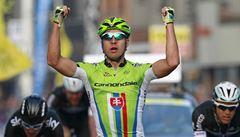 Sagan vyhrál belgickou klasiku E3 Harelbeke, Štybar devatenáctý