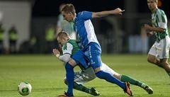 V duelu Bohemians s Ostravou gól nepadl, fanoušci se prali v parku