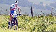 Češi mají z MS horských kol medaili, štafeta vybojovala bronz